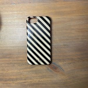 Used Kate Spade iPhone 8 Case